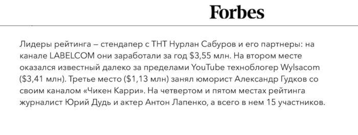 Заработок YouTube блогеров