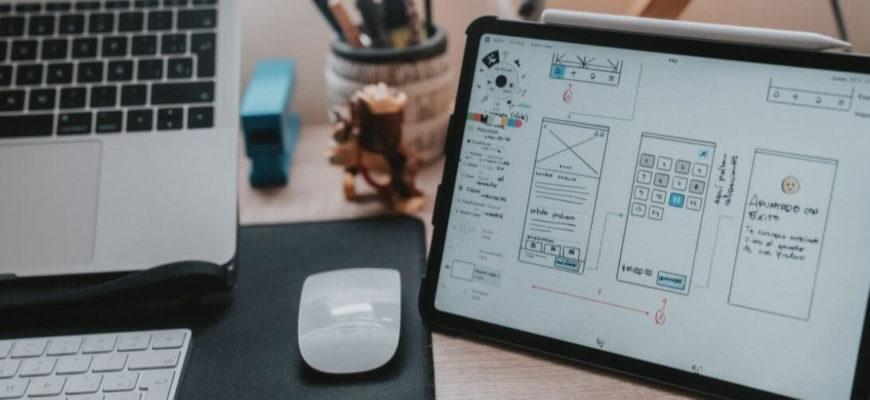Лучшие курсы на UX/UI-дизайнера